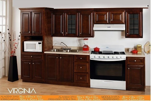 Cocina Integral Virginia Endomex